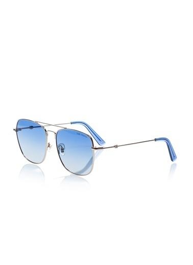 Lady Victoria Güneş Gözlüğü Mavi